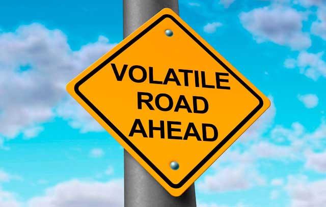 Cryptocurrency-Volatility