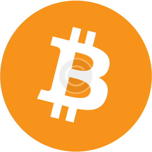 Bitcoin Logo - Filigran