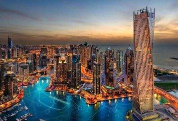 Dubai blockchain