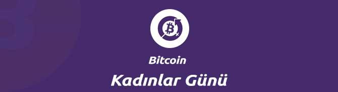 Bitcoin Kadınlar Günü