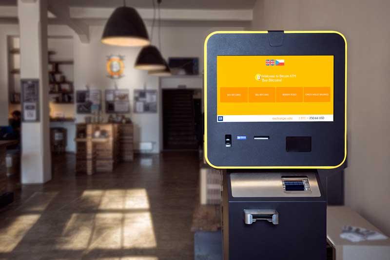 Bitcoin Kiosk