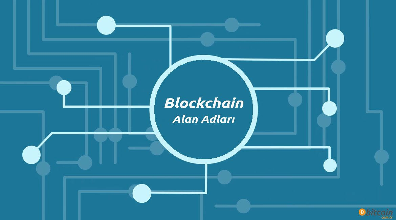 Blockchain Alan Adları
