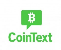 Cointext SMS Bitcoin Cash