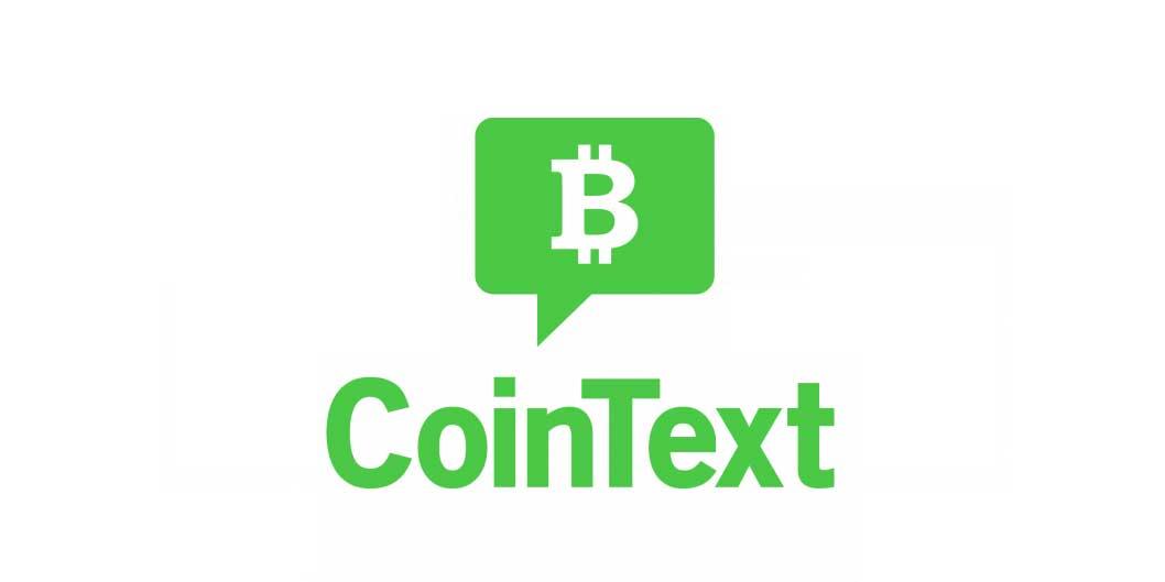 Cointext SMS Bitcoin Cash