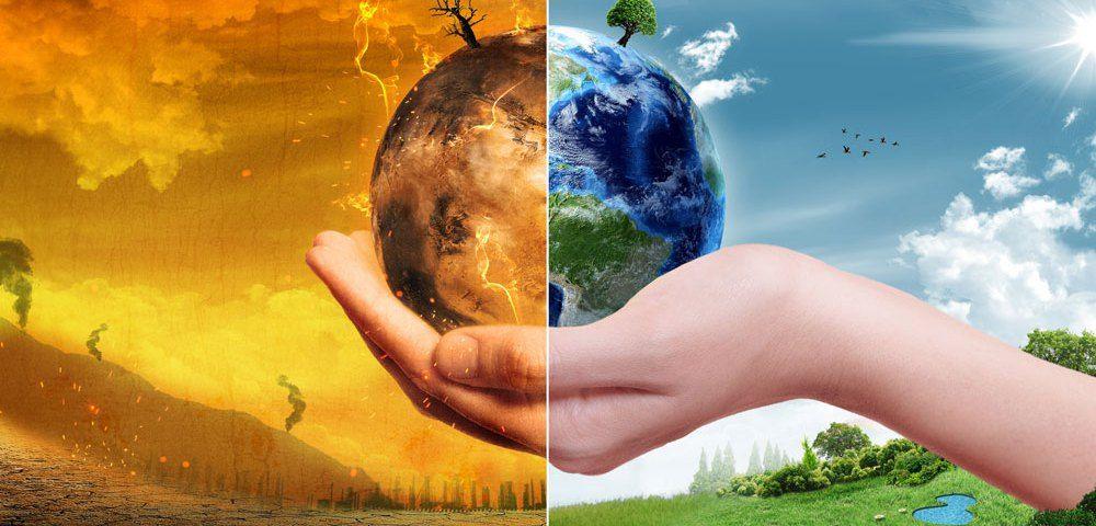 Küresel ısınma ve blockchain