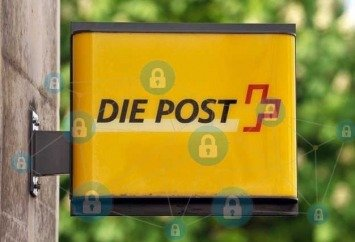 Swiss post blockchain