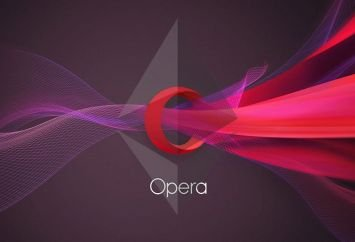 Opera Ethereum Cüzdan