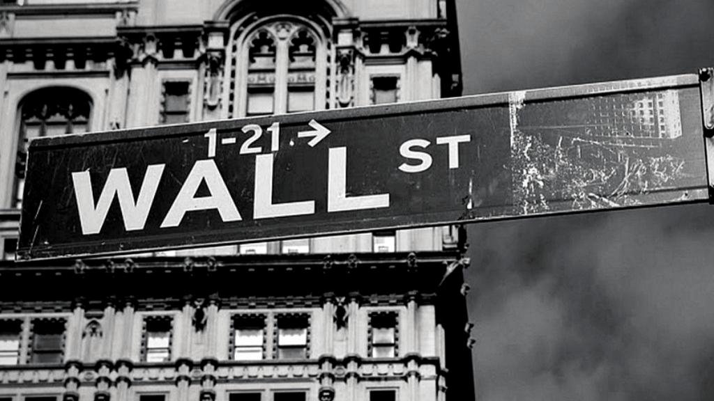 Wall Street 1920s