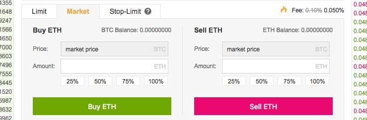 Binance Bitcoin Deposit